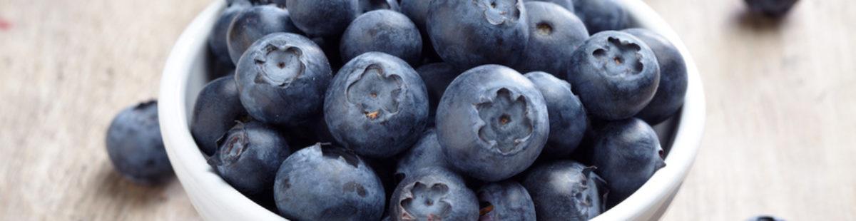 Blåbærtid- oppskrifter med blåbær