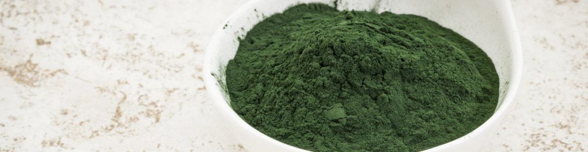 Spirulina – næringsrik alge
