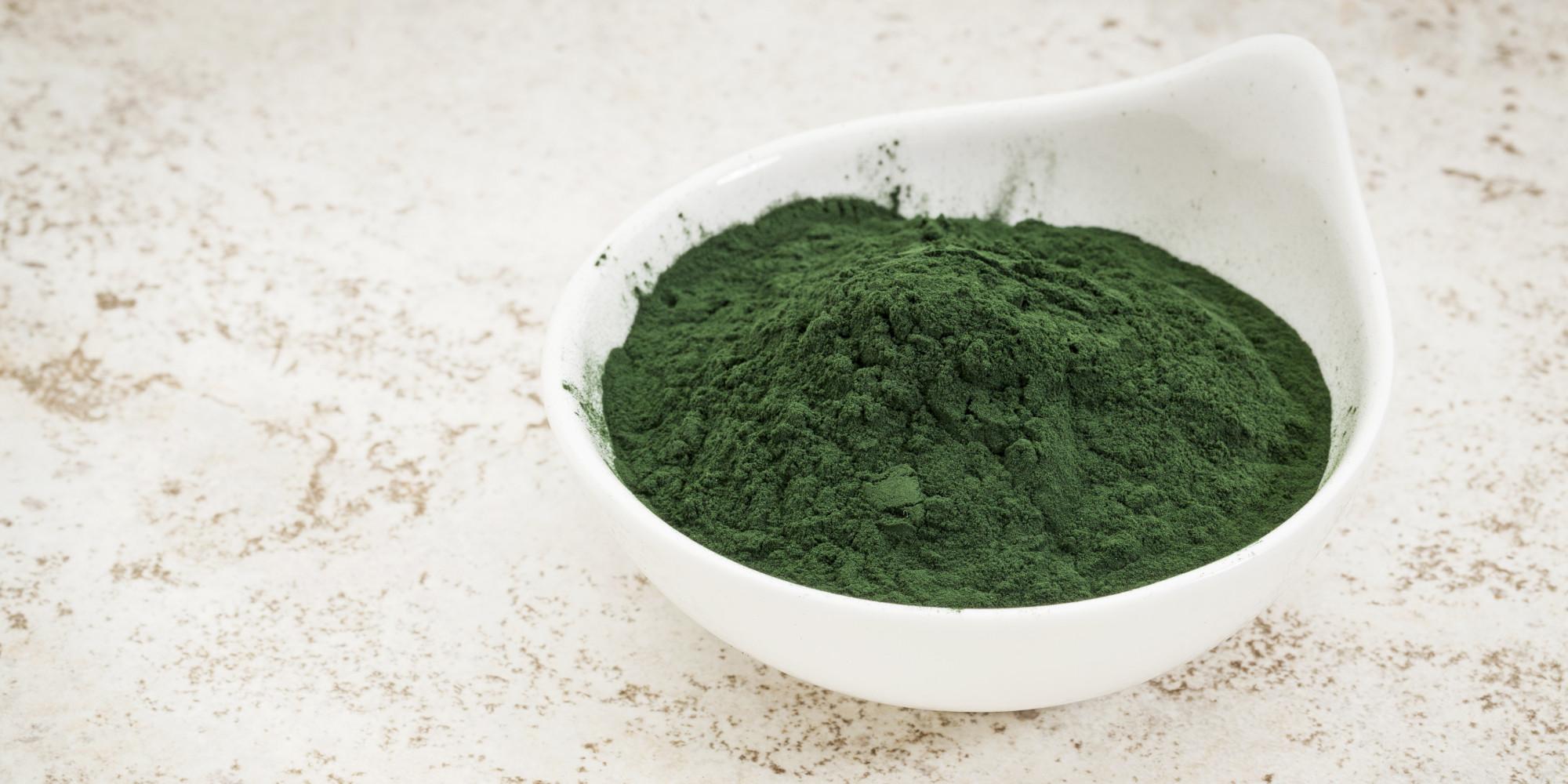 You are currently viewing Spirulina – næringsrik alge