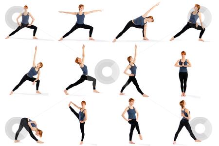 yoga øvelser hjemme