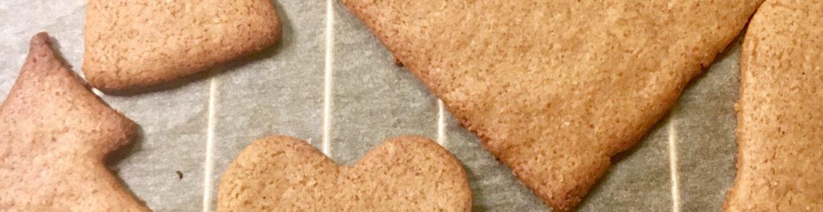 Pepperkaker- sunnere variant