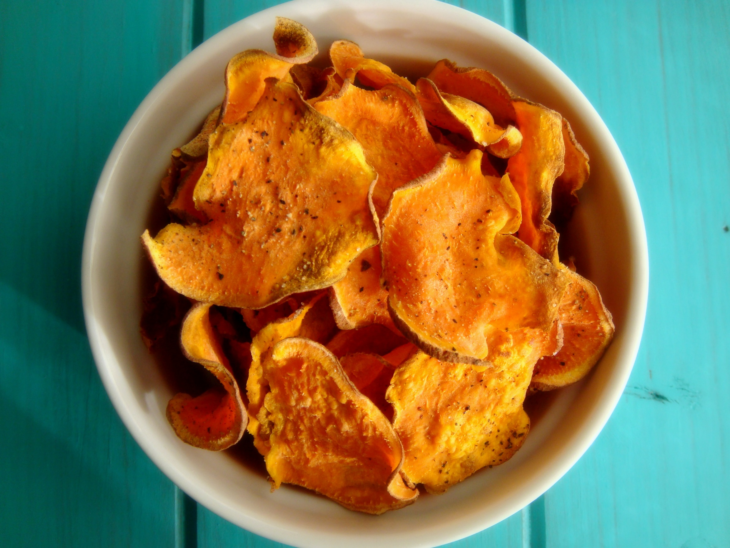 Read more about the article Sunnere snacks- Søtpotetchips