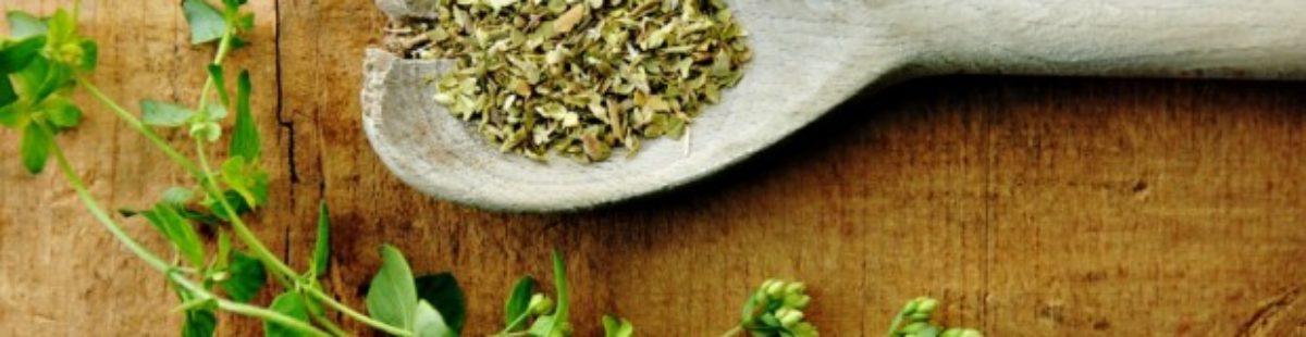 Krydderurter- til matlaging og te