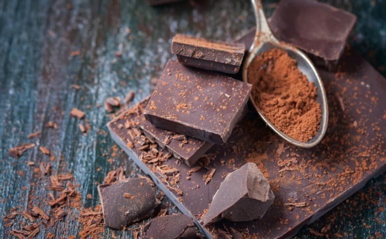 Rå kakao- telles som en grønnsak