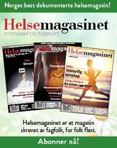 vof Helsemagasin