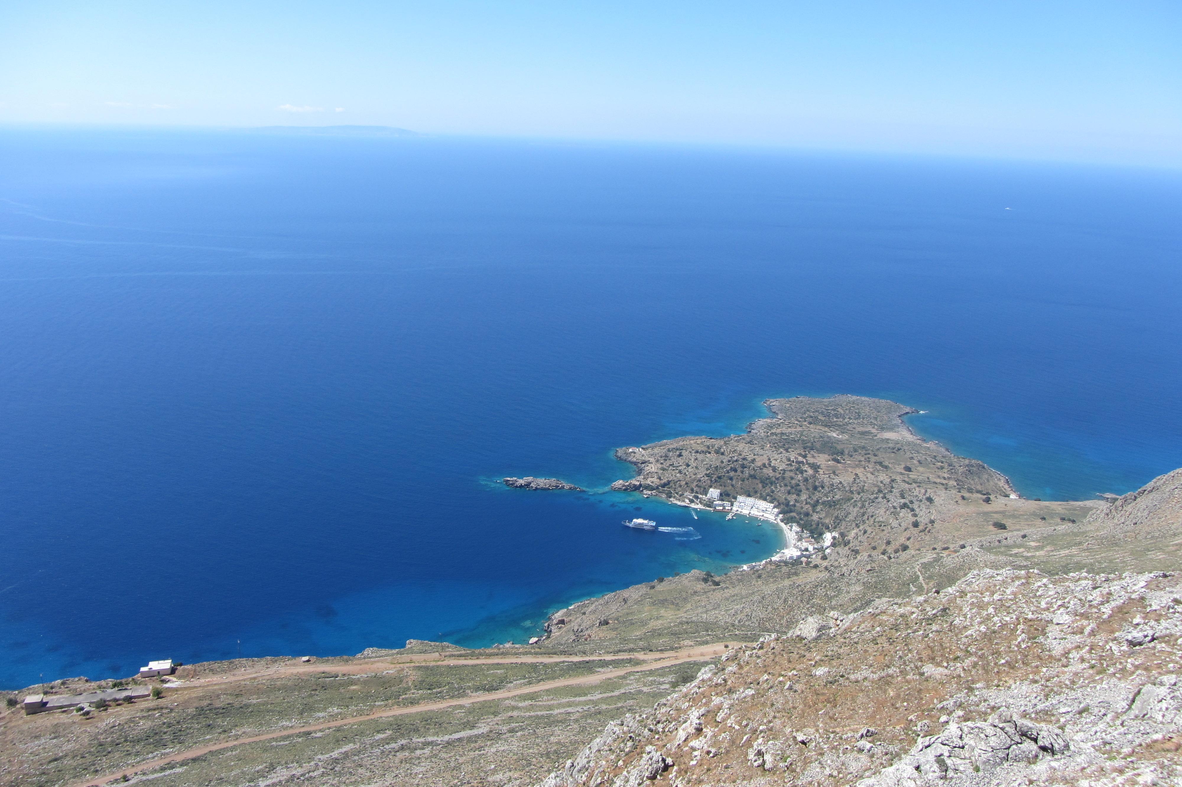 Vandring og sunn mat på Kreta med Jomfrureiser