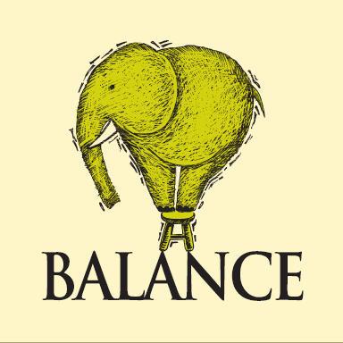 Balanse i hverdagen