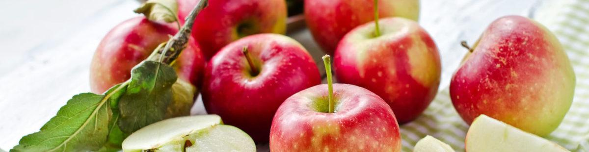 Epletid- oppskrift på enkel smuldre eplekake
