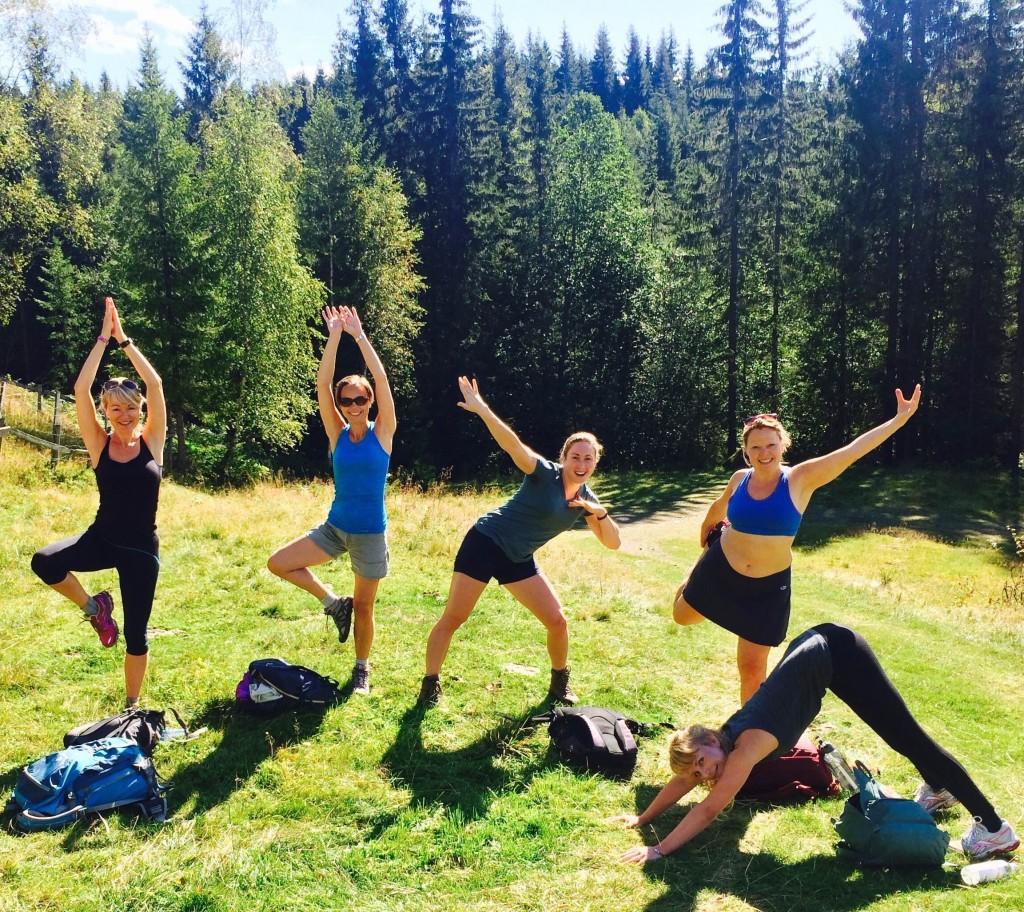 yoga i marka
