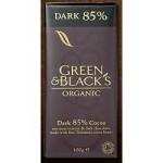 green & black's sjokolade