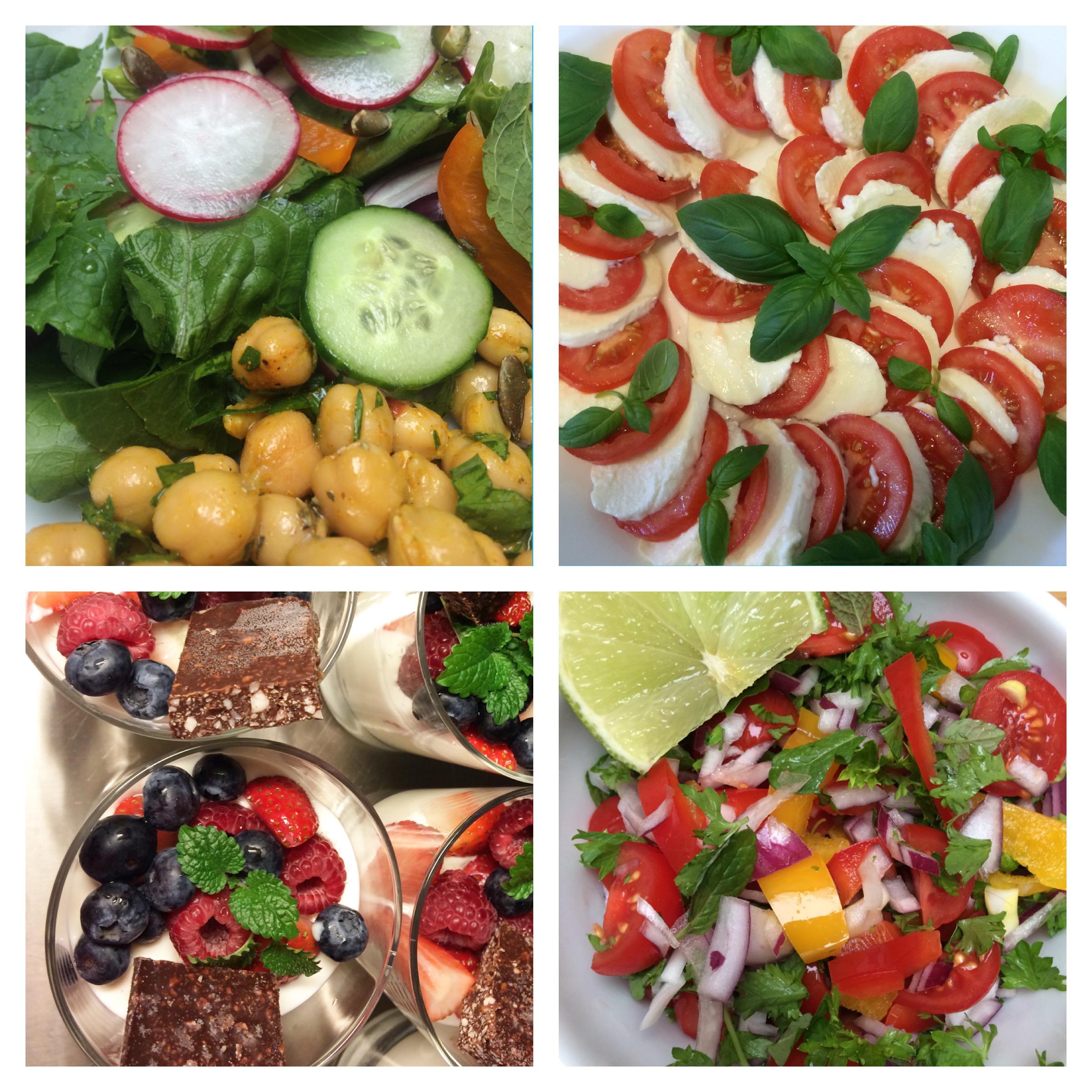 Sensommeryoga og sunn mat i marka 10 og 11 september
