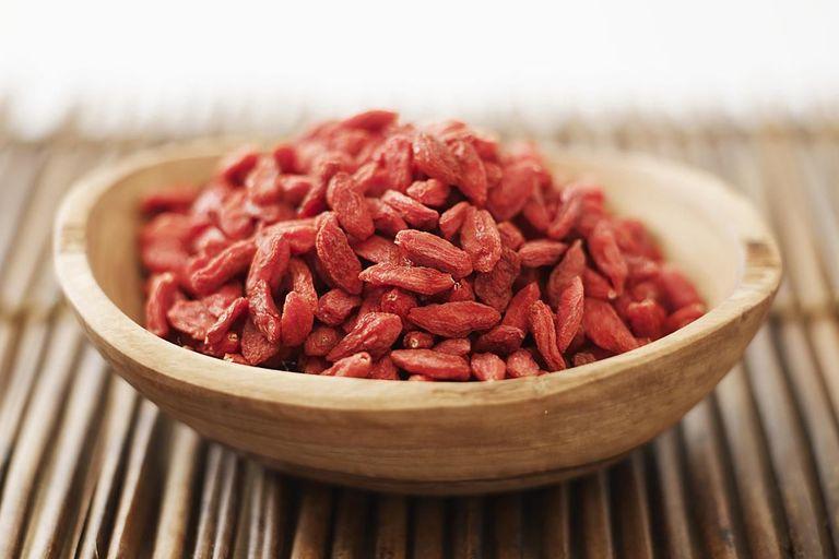 Goji bær- gode grunner til å spise gojibær…