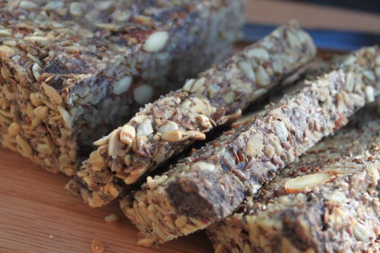 Nøttebrød- elte og hevefritt