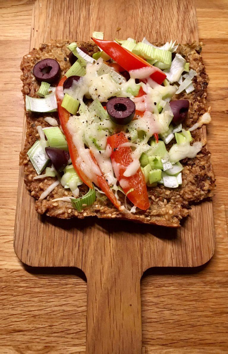 Read more about the article Glutenfri økologisk supergod pizza bunn