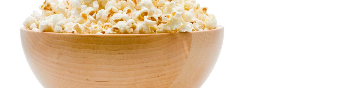 Sunnere snacks- Hjemmelaget popcorn