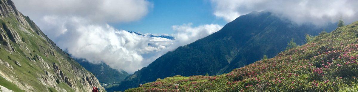 Ny vandringsreise 2018! Tour Mont Blanc