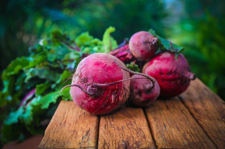 Fermenterte rødbeter