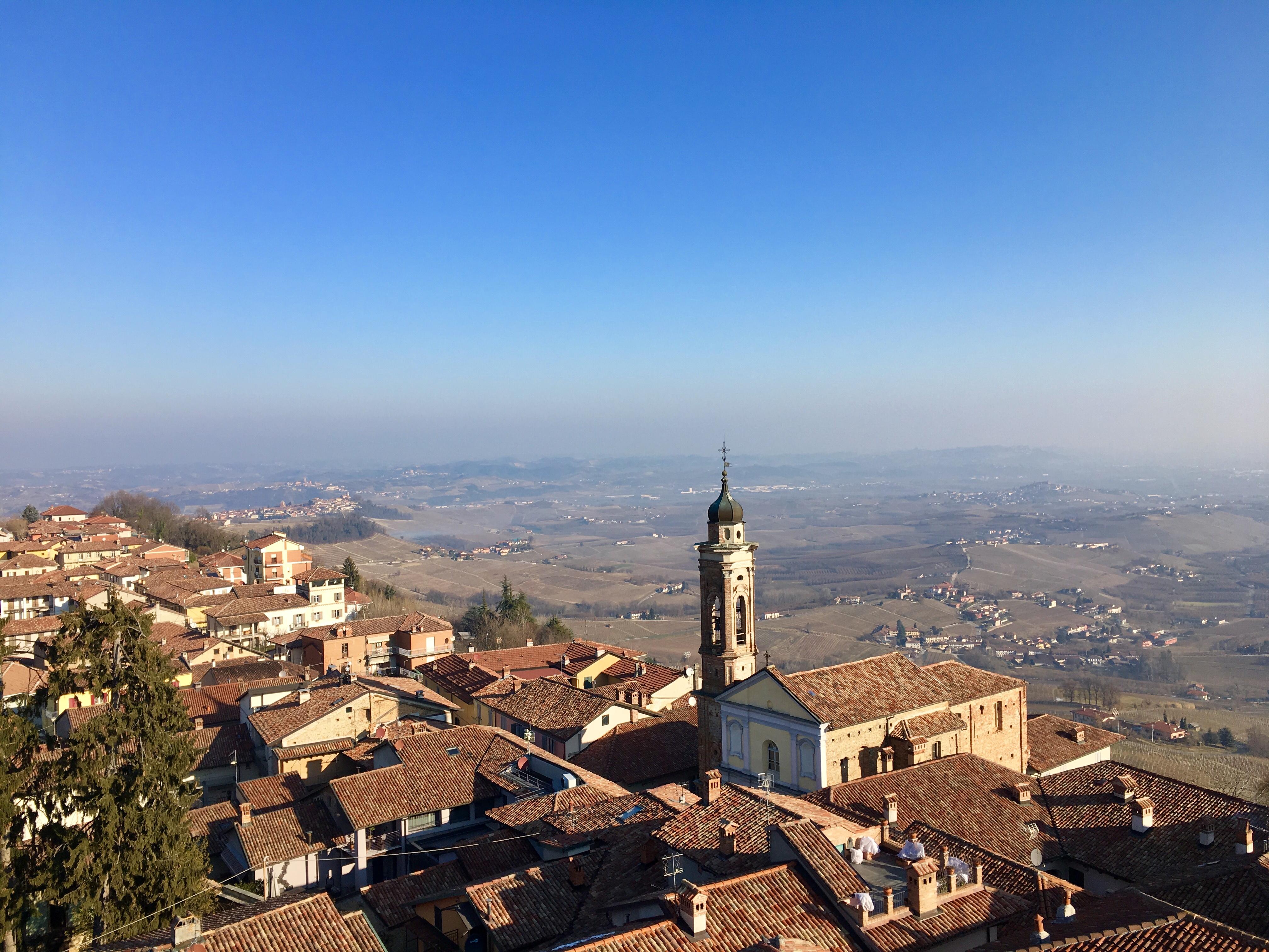 Ny vandringsreise til vindistriktet Piemonte – Italia