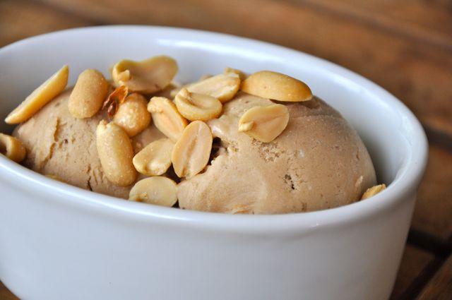 Peanøttis – naturlig og vegansk! nice cream
