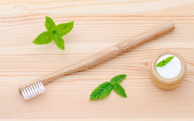 Naturlig tannkrem uten flour- kun med 3 ingredienser