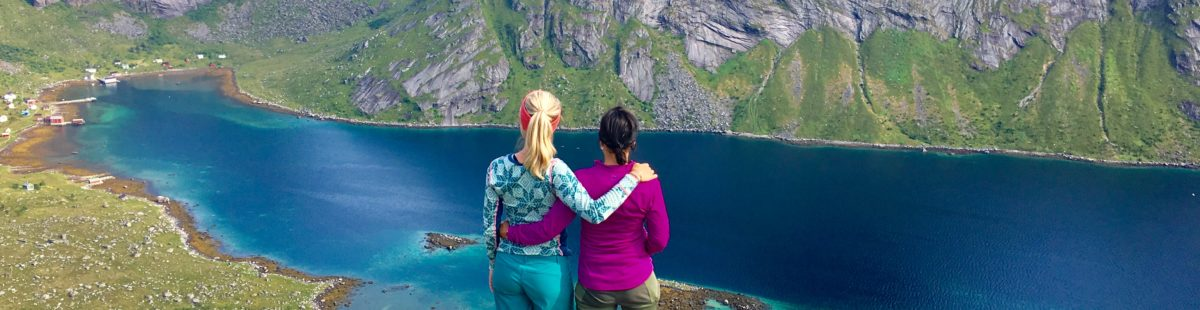 Nordland by feet- Bodø, Stetind og Lofoten