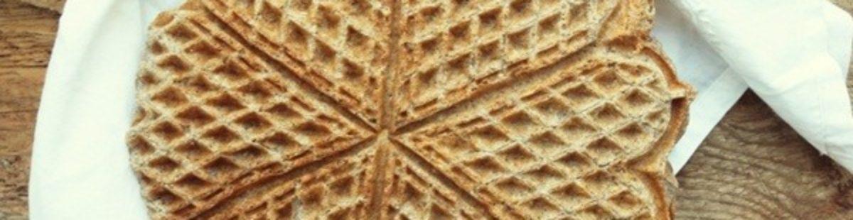 Vafler- Proteinrike uten gluten og melk