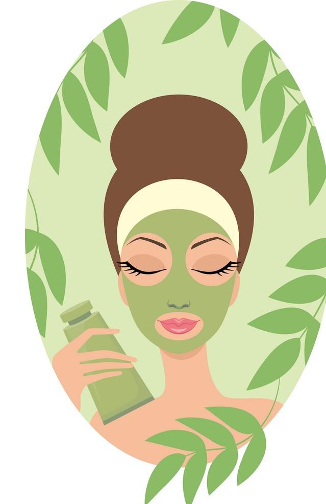 Ansiktsmasker- hjemmelaget og helt naturlig glød